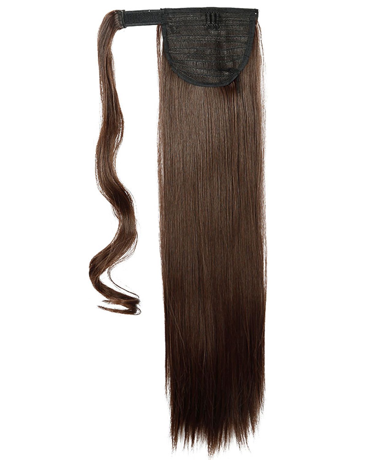 Florata 18 24 Long Straightcurly Velcro Wrap Around Ponytail Hair