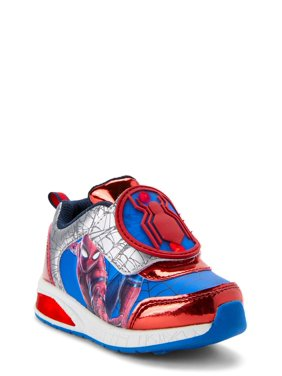 Spiderman Spidey Light Up Athletic Sneaker (Toddler Boys)