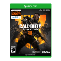 Call Of Duty: Black Ops 4 Xbox One w/2 Hours Of XP