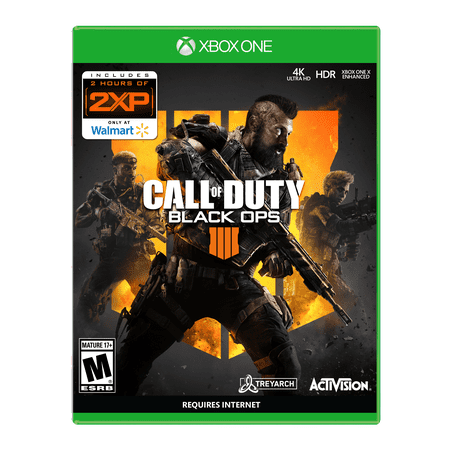 Call of Duty: Black Ops 4, Xbox One, Only at (Best Games To Play On Xbox One)