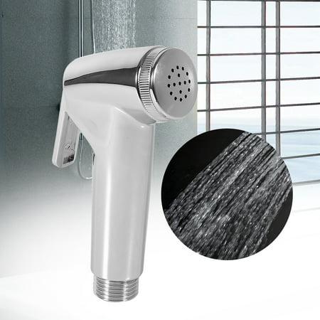 Multi Functional Abs Handheld Toilet Bidet Shower Spray Sprayer