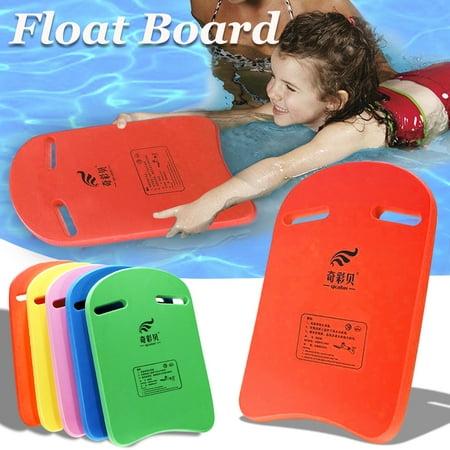 Grtxinshu Safty Swimming Kickboard Foam Float Floating Hand Board Swim Pool Training Aid For Adults & Kids Sports Outdoors swimmingpoolfloat Swimming Pools Waterslides Water Skis a ()