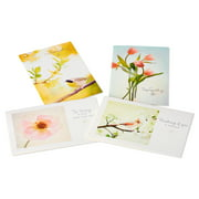 Greeting cards american greetings assorted sympathy cards and cream envelopes 12ct m4hsunfo