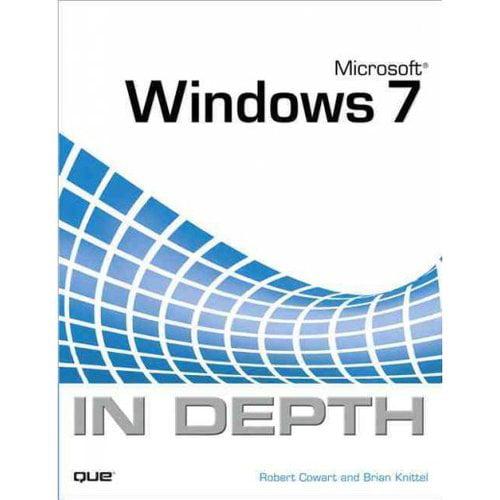 Microsoft Windows 7 in Depth