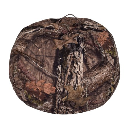 Ace Casual Furniture Mossy Oak Brown Bean Bag - XLarge