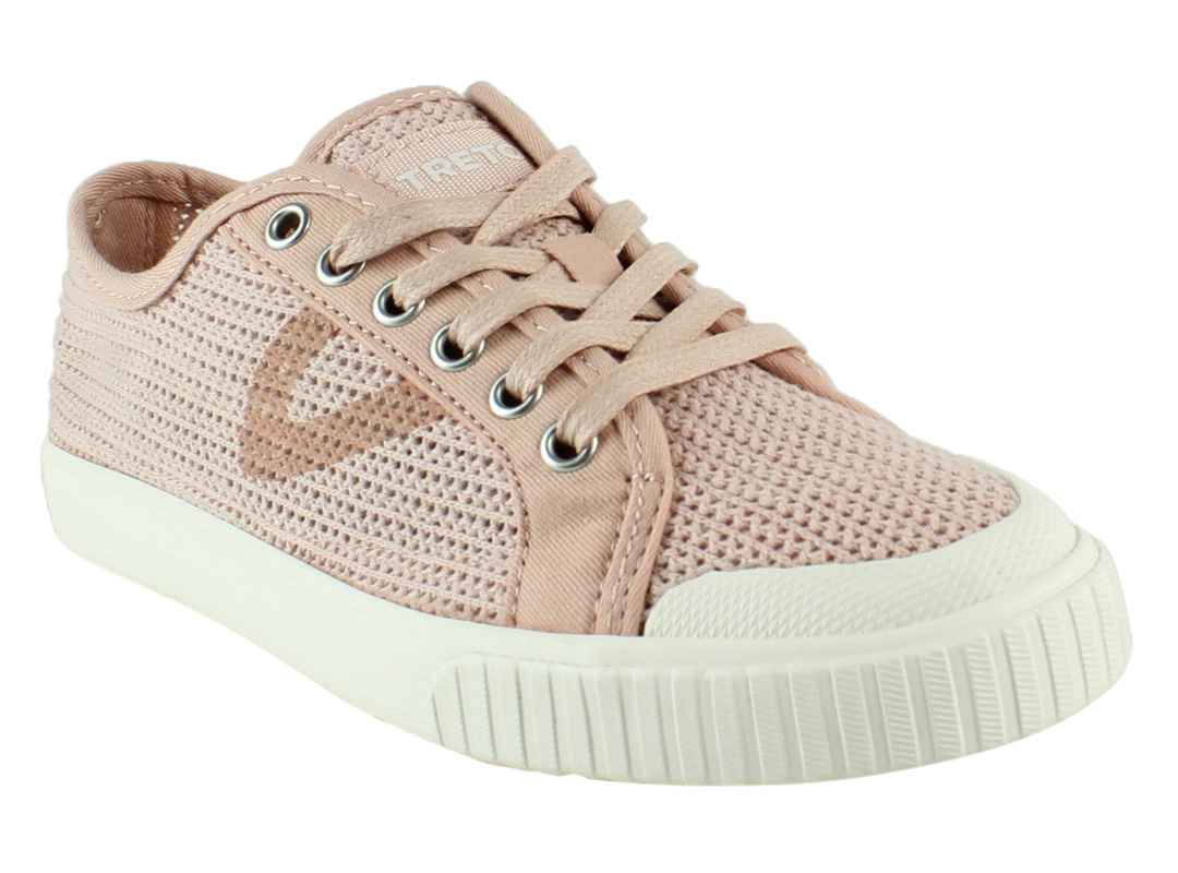 New Tretorn Womens Wttournet Pink Fashion Shoes Size 6.5 by Tretorn