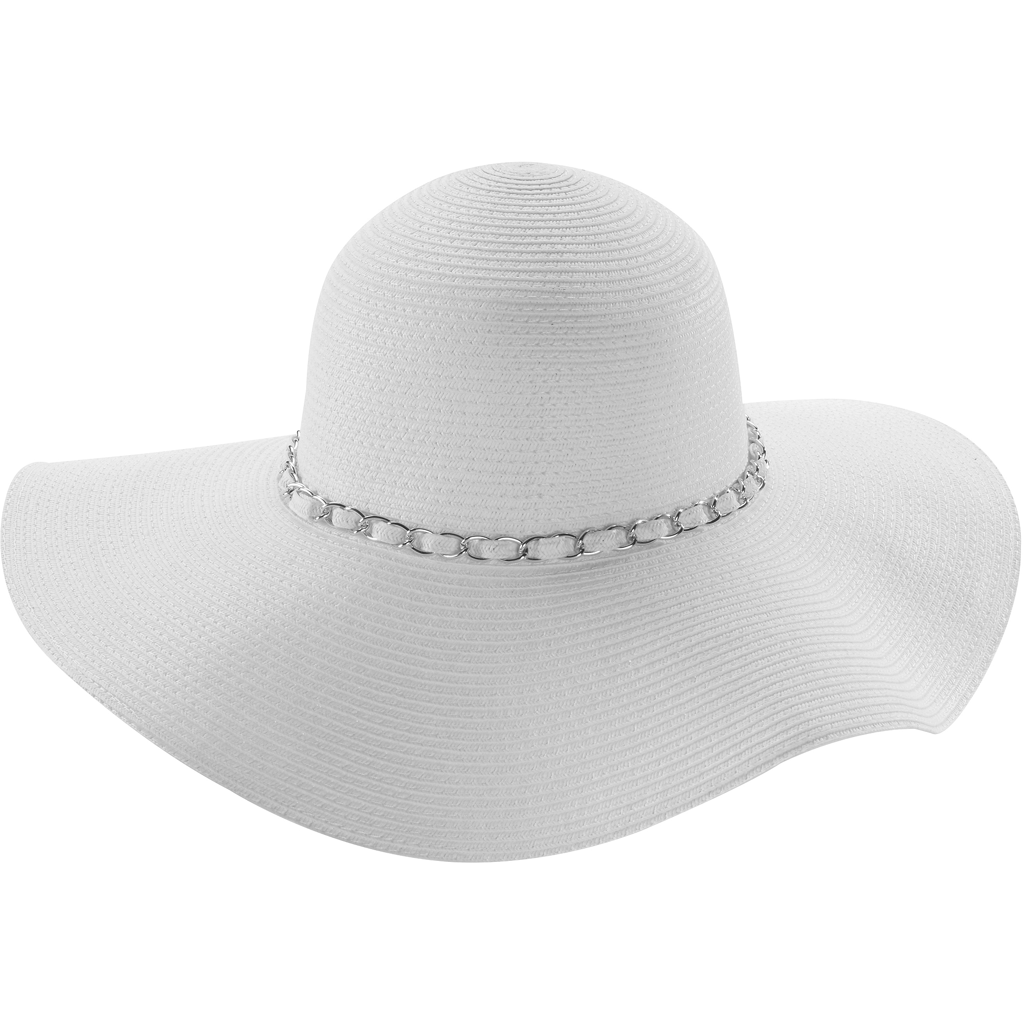 Women's Saffy Wide Brim Straw Floppy Hat