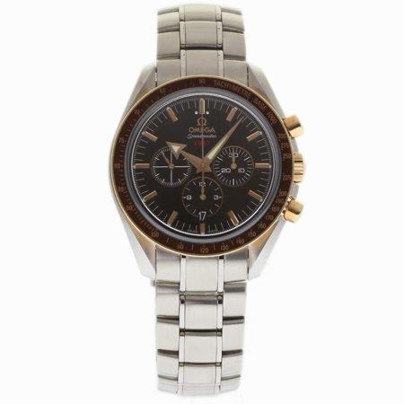 Pre-Owned Omega Speedmaster 321.90.4 Steel Watch (Certified Authentic & Warranty)