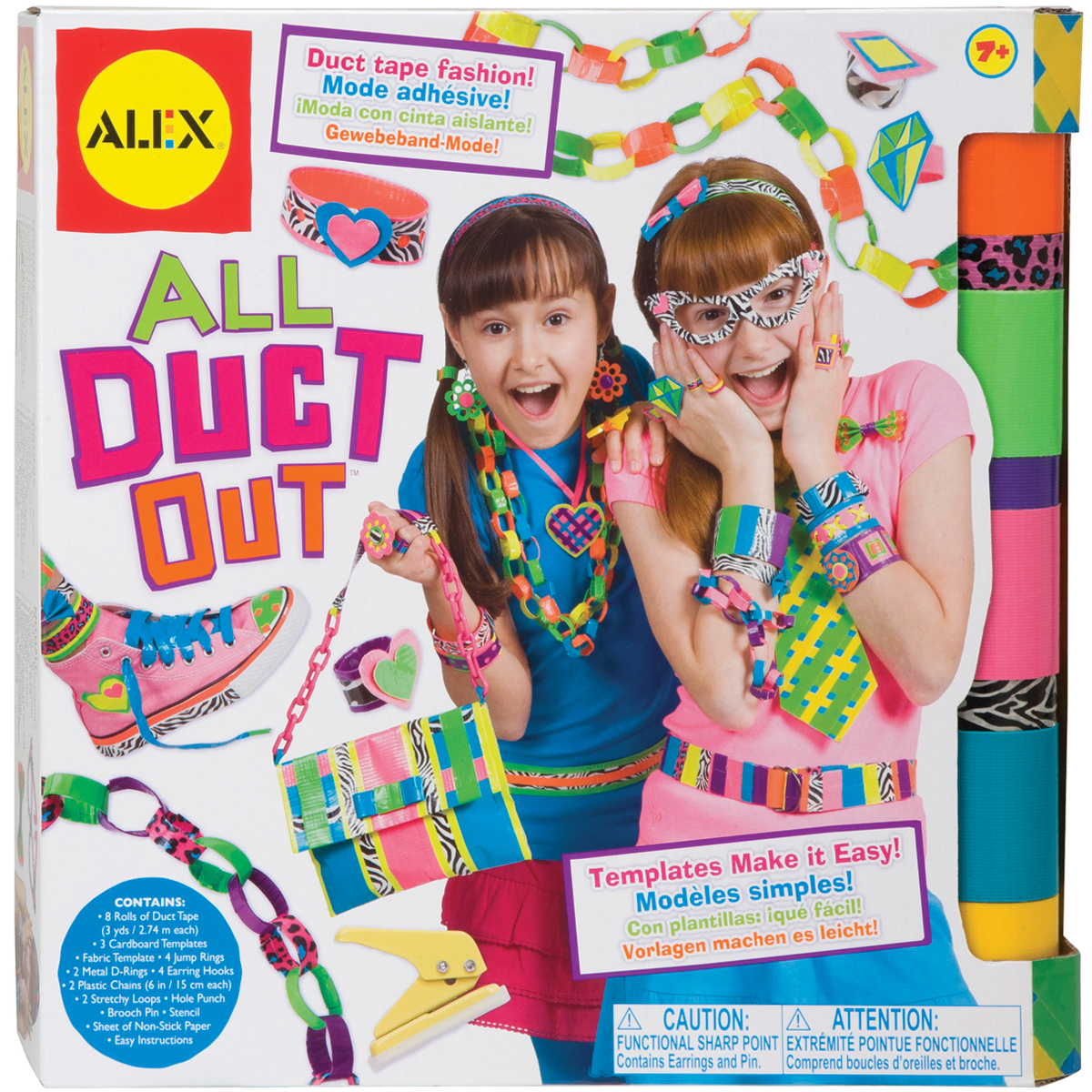 Alex Toys NOM234855 All Duct Out Kit