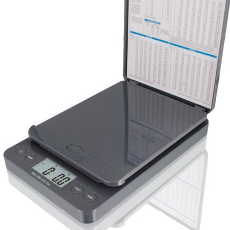 SAGA 66 lb. DIGITAL POSTAL SHIPPING SCALE by SAGA X 0.1 OZ WEIGHT USPS POSTAGE W/AC USB Charger , Pro Model,