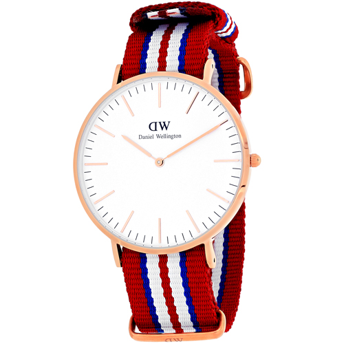 Daniel Wellington Men's Classic Exceter