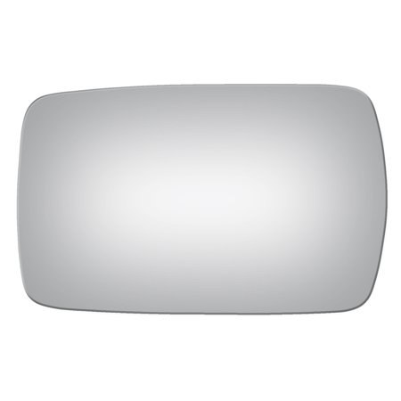 Burco 2514 Left Side Replacement Mirror Glass for VW Cabriolet, Jetta,