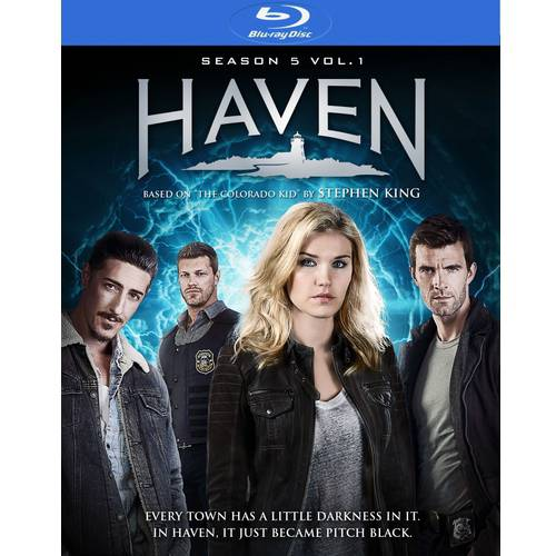 Haven: Season 5, Volume 1 (Blu-ray)