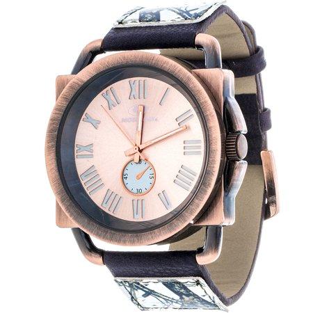 Mossy Oak Men's Watch, Copper Case,