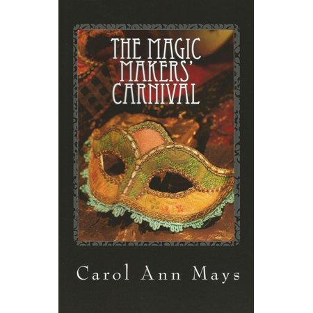 The Magic Makers' Carnival - eBook (Carnival Magic Tracker)