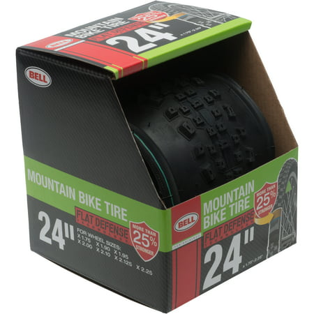 Bell Flat Defense Mountain Bike Tire, 24