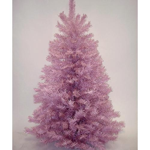 4' Pink Mauve Artificial Christmas Tree - Unlit