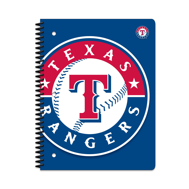 TEXAS RANGERS CLASSIC 1-SUBJECT NOTEBOOK