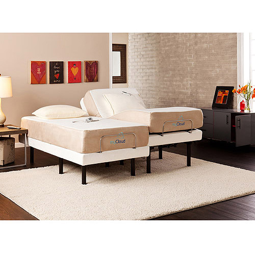 myCloud Adjustable Bed Frame, California King