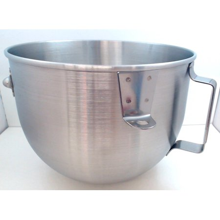 Stand Mixer 4.5 QT SS Bowl w/Handle, AP4371290, PS2347930, W10146362