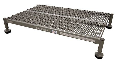 Cotterman 1Awp2436a3 A6-9 B8 C1 P1 Work Platform,Adjstbl Ht,Stl,6 To 9 In H by COTTERMAN