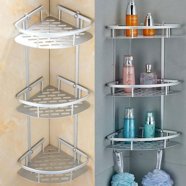 Vgeby Bathroom Corner Shower Shelf