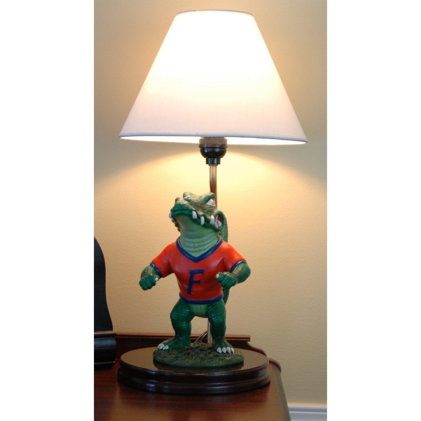 NCAA Georgia UGA Painted Mascot Lamp