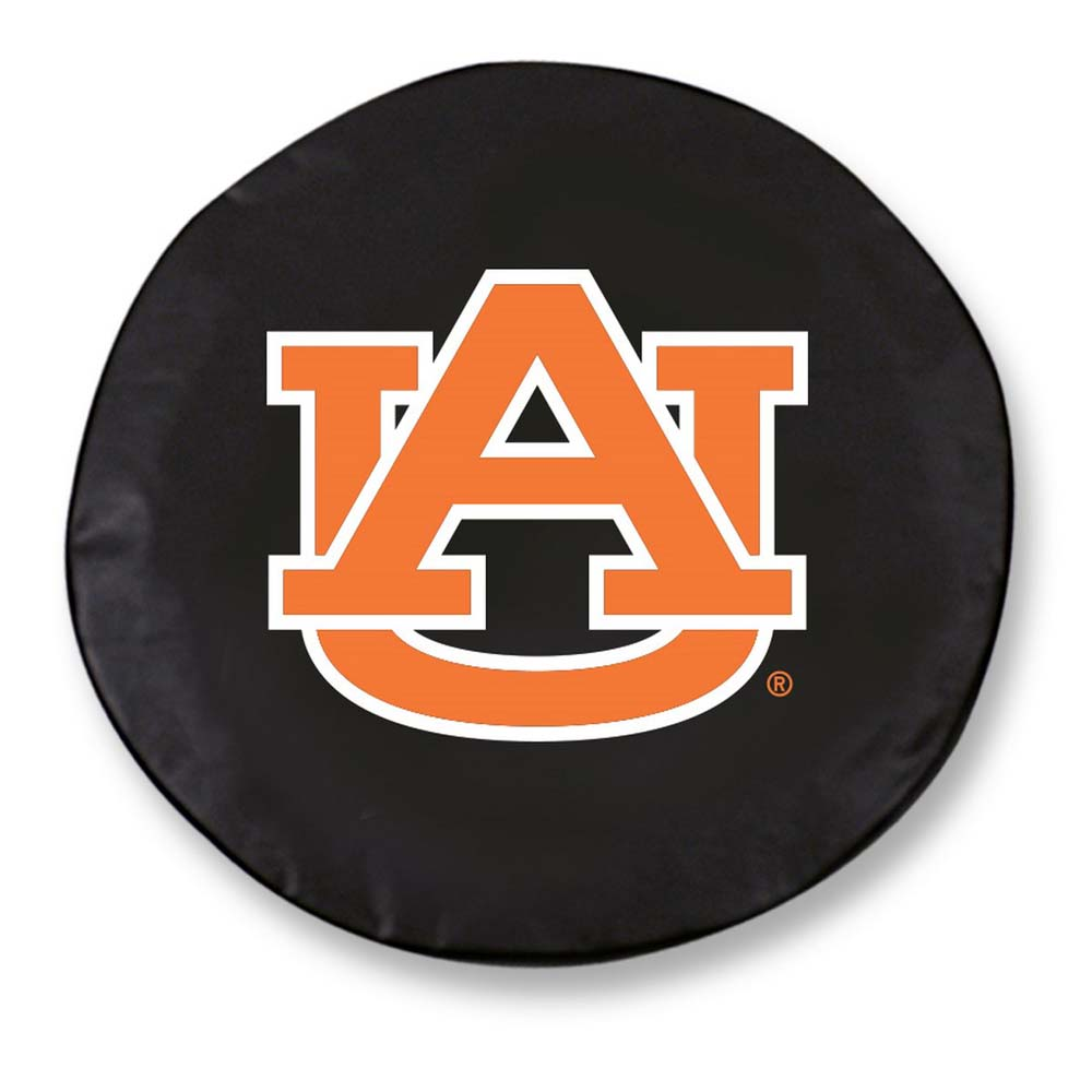 Auburn Standard Tire Cover (Black)