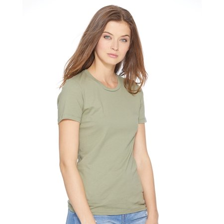 Brooks White Shirt (Next Level Women's The Boyfriend)