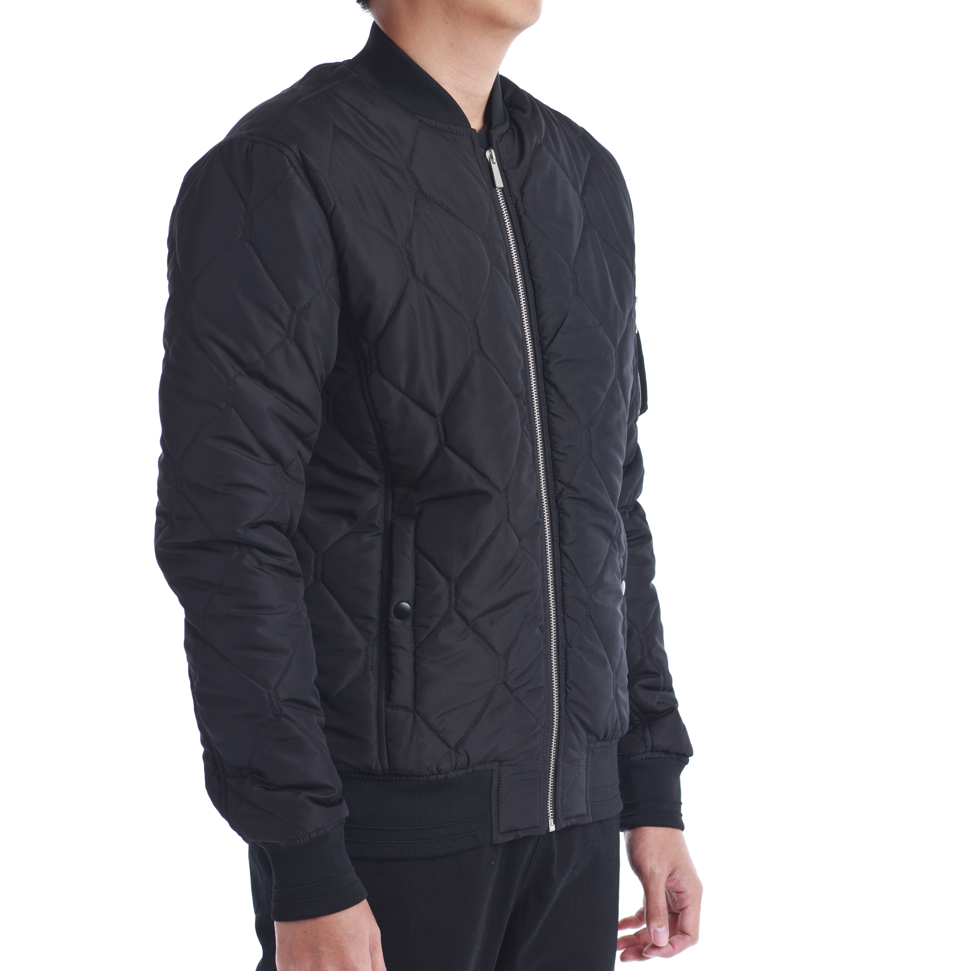 No Retreat Men's Charles Jacket