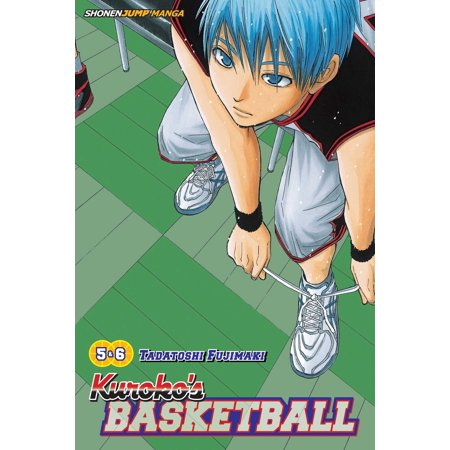 Kuroko's Basketball (2-in-1 Edition), Vol. 3 : Includes Vols. 5 &