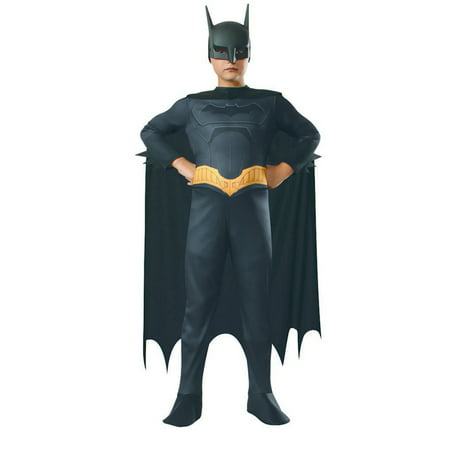 Child Beware The Batman Costume by Rubies 888942](Kids Batman Costume)