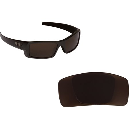 19cf026c582f New SEEK Replacement Lenses Oakley Sunglasses GASCAN S Small Brown Purple  Mirror - Walmart.com