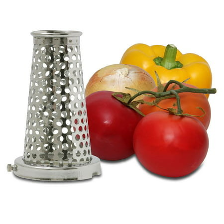 Stainless Steel Salsa Screen Accessory for Victorio Model 250 Food Strainer VKP250-3