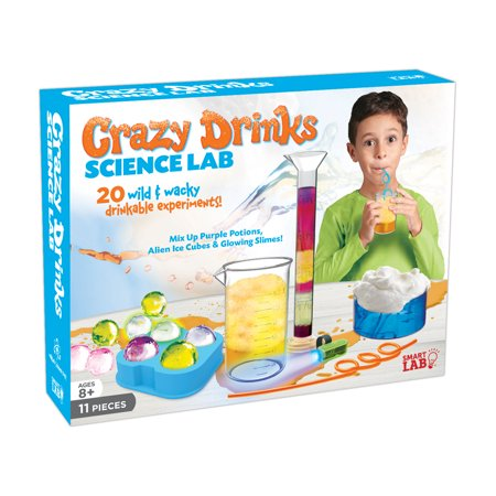 Poster Set Science Lab - Crazy Drinks Science Lab