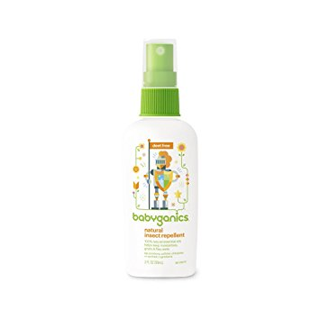 Babyganics Natural Insect Repellent 2.0 oz.(pack of 12)