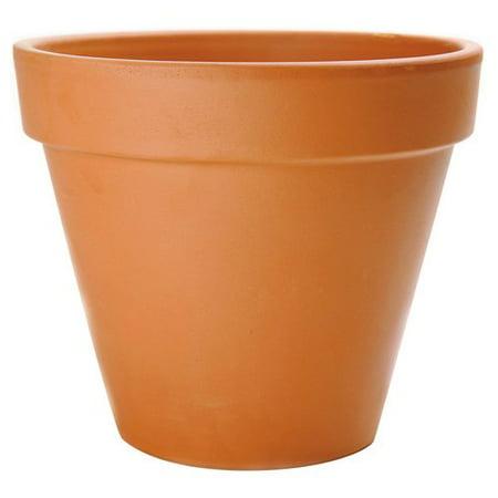 Pennington terra cotta clay pot planter 4 inch for 6 ceramic flower pots