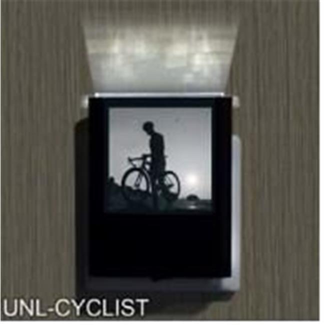 Uniqia UNLG0342 Night Light - Cyclist Laser