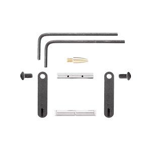 Kns Ar15 Gen 2 Mod 3 Non Rotating Trigger Hammer Pins For Pof Receivers Nrthpgen2mod3 Blk