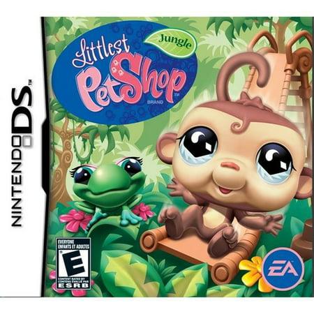 Littlest Pet Shop: Jungle (DS)