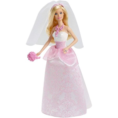 Barbie Fairytale Bride Doll - Prince Fairytale