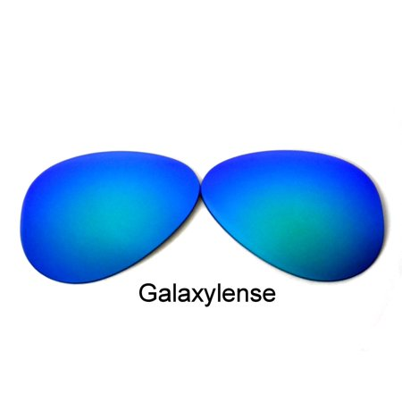Galaxy Replacement Lenses For-Oakley Ray Ban RB3025 58mm GREEN Polarized (Ray Ban Sticker)