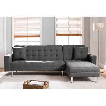 Milton Greens Stars Jett Reversible Chaise Sofa Bed Sectional