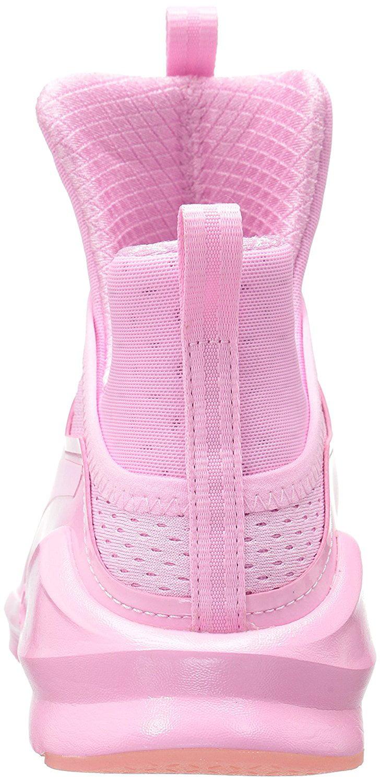 866d3dc2dc4 PUMA - Puma Women s Fierce Bright Mesh Prism Pink Ankle-High Training Shoes  - 8M - Walmart.com