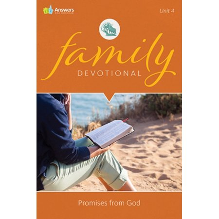 Answers Bible Curriculum 2 0: Family Devotional (Year 1 Unit 4)