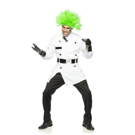 Mad Scientist Adult Costume (Mad Scientist Goggles)