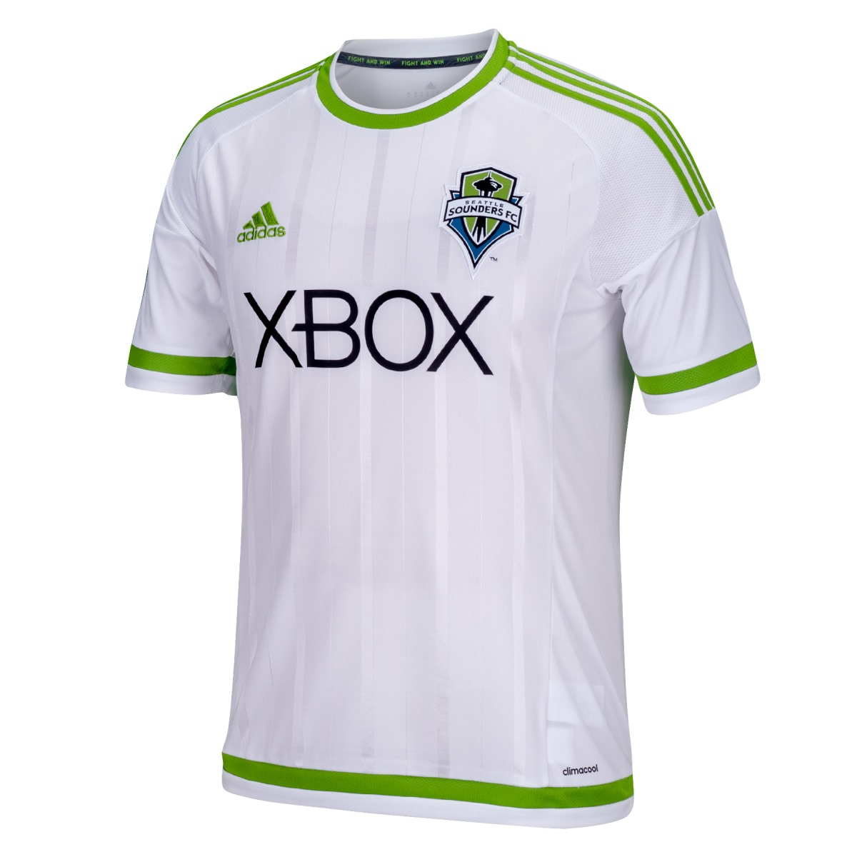 Seattle Sounders Adidas MLS Performance Replica Jersey - Road