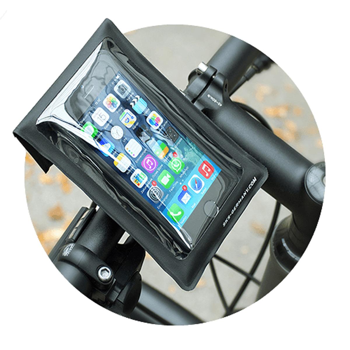 Buy Now SKS Smartboy Bicycle Handlebar Smartphone Holder – 11234 Before Special Offer Ends