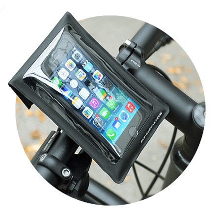 SKS Smartboy Bicycle Handlebar Smartphone Holder - 11234