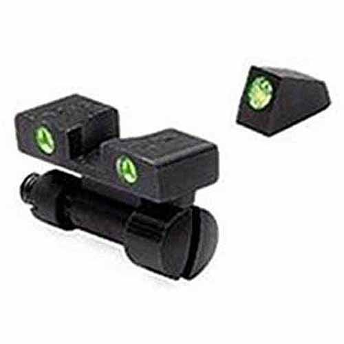 Mako Group S&W Tru-Dot Sights, KL and N Revolvers Adjustable Set